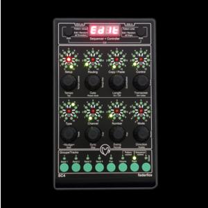 Faderfox SC4 MIDI 控制器