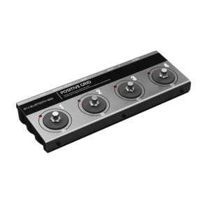 Positive Grid BT4 藍芽 MIDI 踏板