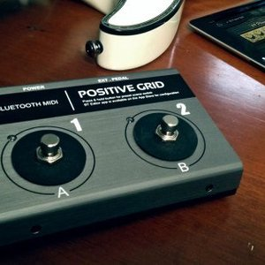 Positive Grid BT2 藍芽 MIDI 踏板