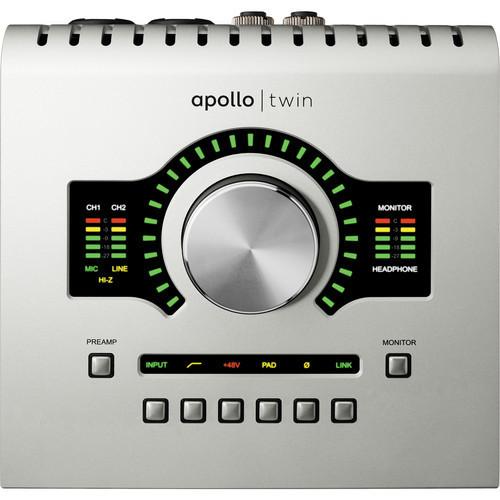 Universal Audio Apollo Twin SOLO 錄音介面
