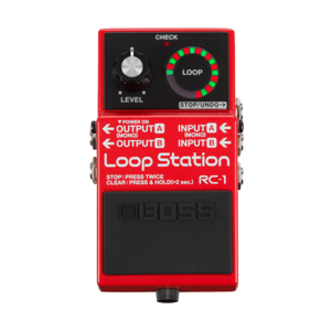 Boss RC-1 Loop 效果器