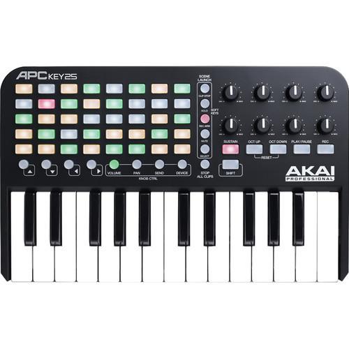 Akai APC Key 25 MIDI 鍵盤