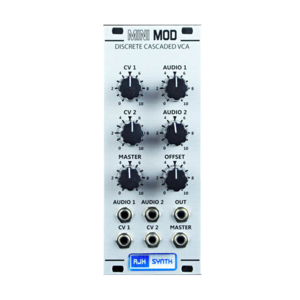 AJH Synth MiniMod VCA