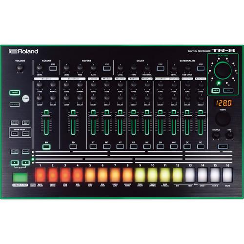 Roland AIRA TR-8 Rhythm 鼓機/節奏機