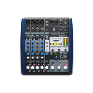 PreSonus StudioLive AR8c USB 數位混音器