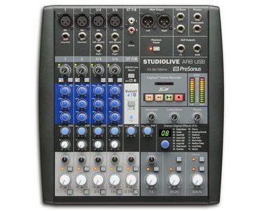 PreSonus StudioLive AR8 USB 混音器