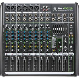 Mackie ProFX12v2 12軌 混音器