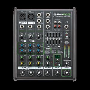 Mackie ProFX4v2 4軌 混音器