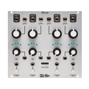 Qu-Bit Electronix Wave