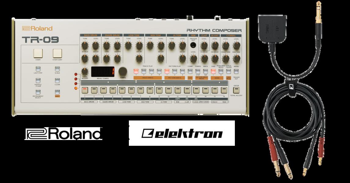 Roland elektron