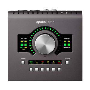 Universal Audio Apollo Twin MKII QUAD (二代) 錄音介面