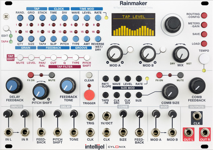 Intellijel Cylonix Rainmaker