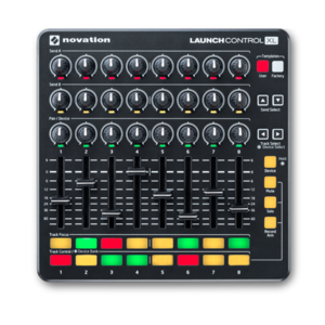 Novation Launch Control XL MKII MIDI 控制器