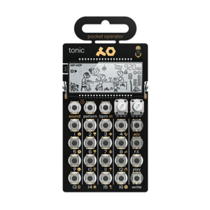 teenage engineering PO-32 Tonic 鼓機合成器