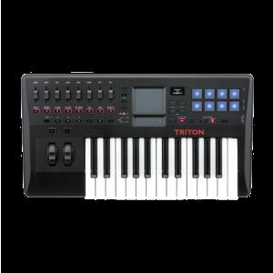 Korg TRITON taktile 25 MIDI 鍵盤(內附音源)