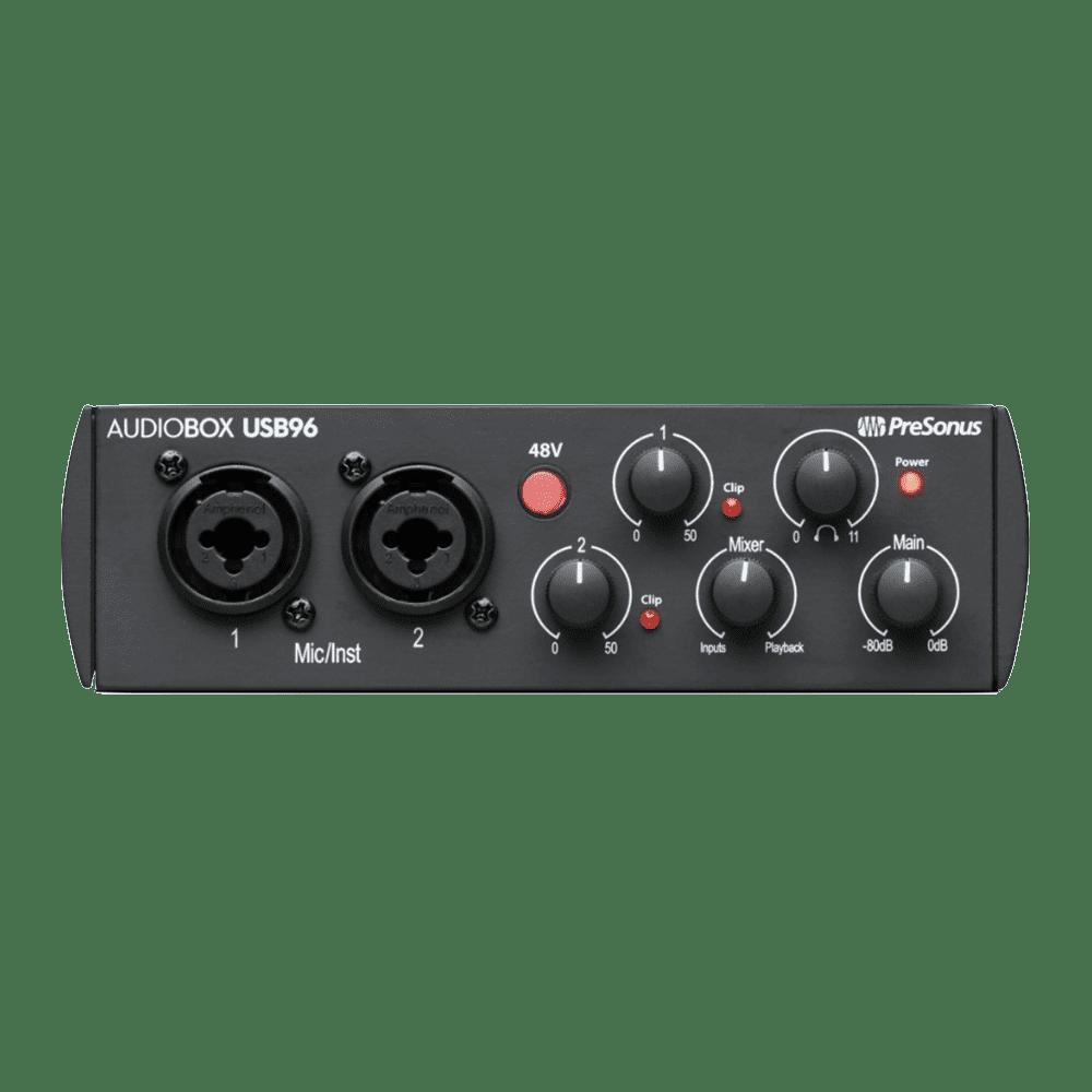 Presonus audiobox 01