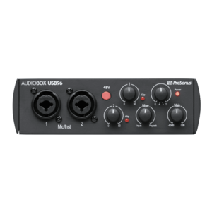 PreSonus AudioBox 96k USB 錄音介面