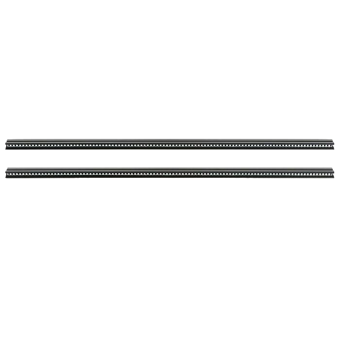 Tiptop rails black