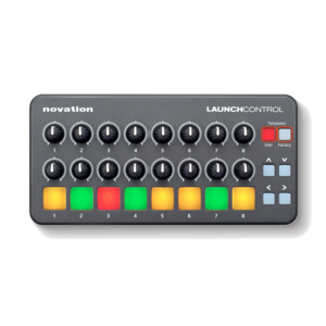 Novation Launch Control MIDI 控制器