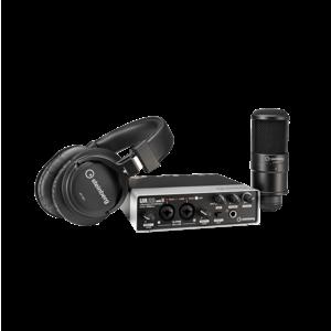 Steinberg UR22 MKII 錄音介面麥克風套組