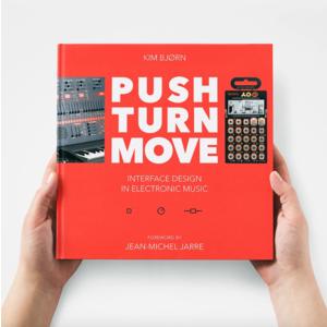 其他 「 PUSH TURN MOVE 」 一本關於電子樂器的聖經