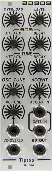 Tiptop Audio BD909