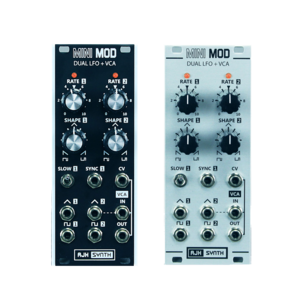 AJH Synth Dual LFO & VCA