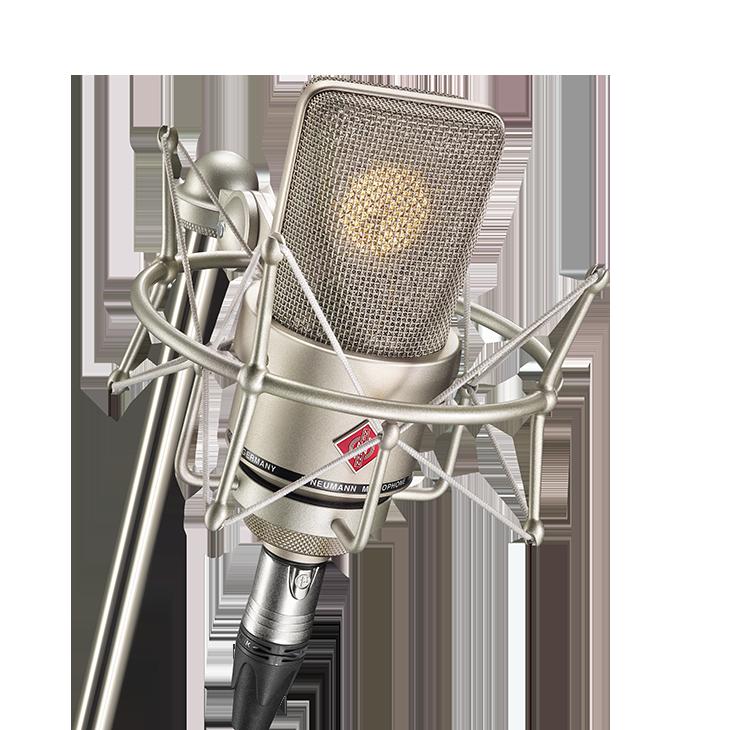 Content product detail x2 desktop tlm 103 with ea1 neumann studio microphone m