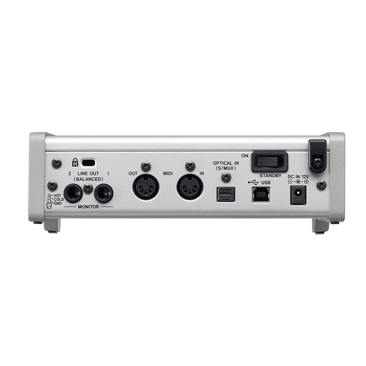 Tascam 0003 series 102i w rear2