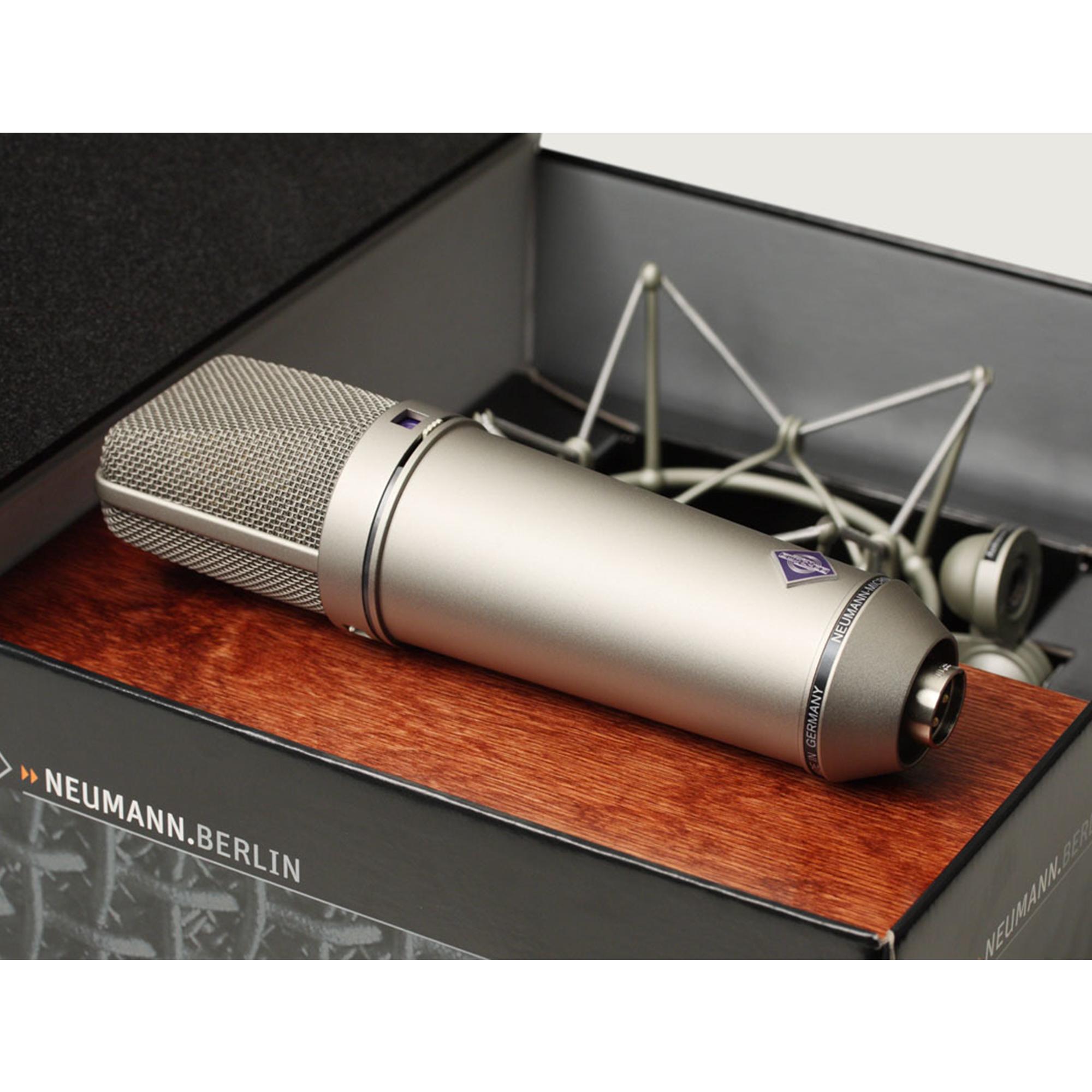777p 0000 order supplement image zoom in u 87 ai studio set packaging neumann studio microphone p