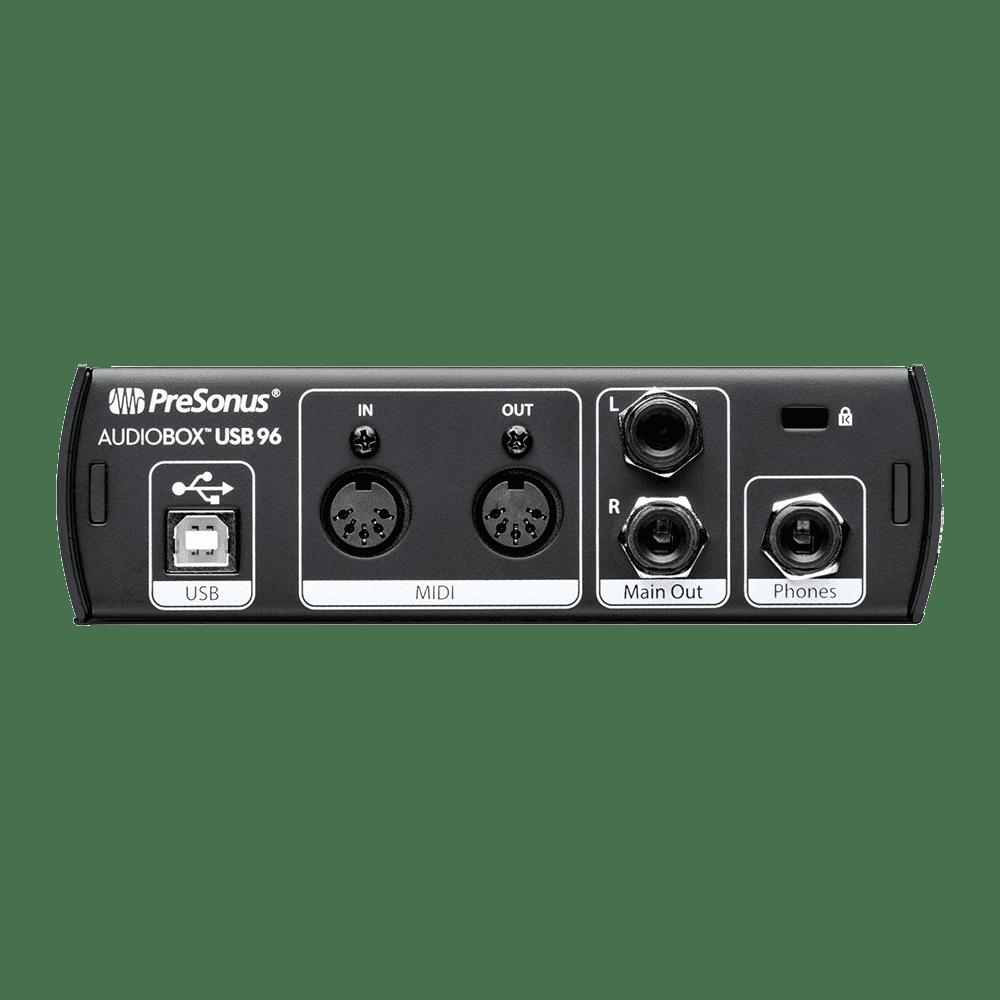 Presonus audiobox 02